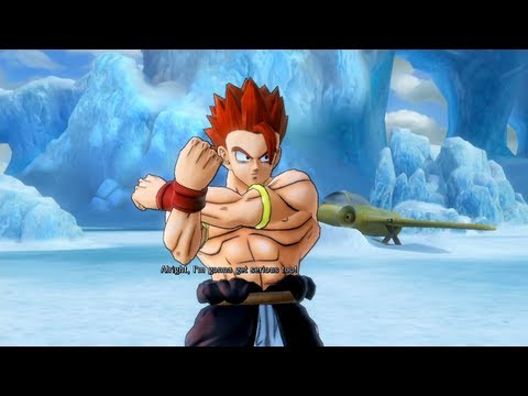 Dragon Ball Z Ultimate Tenkaichi - PS3 / X360 - Hero Mode: Part 2 - Skills and Training