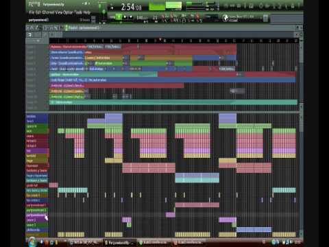 Fl Studio 9 XXL By Frog Partyweekend Ph Dance Sound Mix