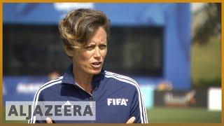 Female referees: A new era in football?   Al Jazeera English - ALJAZEERAENGLISH