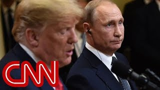 Vladimir Putin denies interfering in 2016 US election - CNN