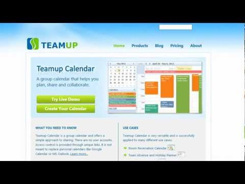 Teamup Calendar: Facebook How To