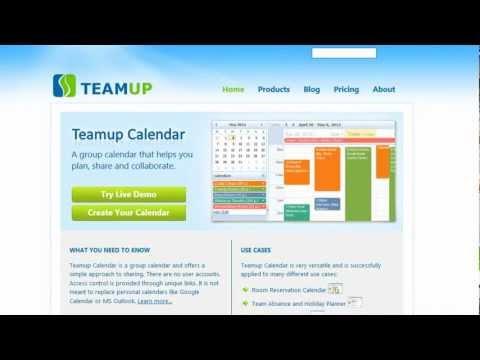 Teamup Calendar: Facebook How To
