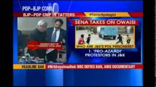 J&K CM orders release of political prisoners in Kashmir - NEWSXLIVE
