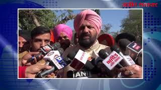 video : पटियाला : बीजेपी के वाईस प्रेजिडेंट ने राणा गुरजीत पर साधा निशाना