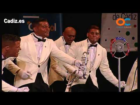 Sesión de Preliminares, la agrupación Habana Músic Club actúa hoy en la modalidad de Comparsas.
