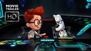 كلب عبقري يتبنى طفل بشري في Mr. Peabody & Sherman