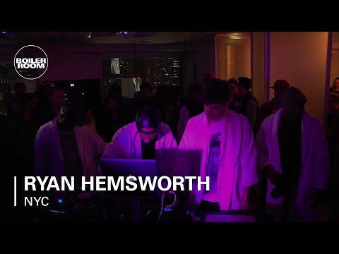Ryan Hemsworth & A$AP DJs Boiler Room NYC / W Hotel Times Square #WDND