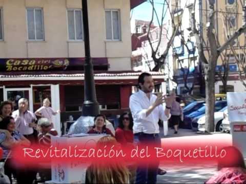 Revitalización del Boquetillo: una realidad con el PSOE