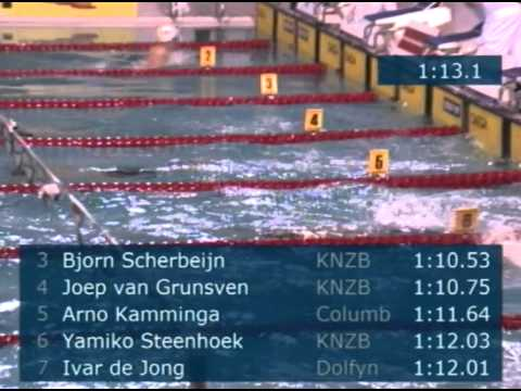 Swim Cup 2013 - event 29 - 200m breaststroke boys - final
