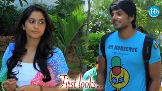 Sundeep Kishan, Regina Love Scene - Routine Love Story - IDREAMMOVIES