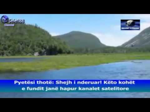 E vërteta në lidhje me kanalet satelitore - Shejkh AbdulAziz Ibën Baz(Allahu e mëshiroftë)