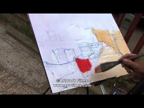 A Journey in Watercolour: Herman Pekel