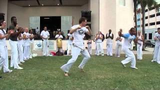 Capoeira karkara Delray Beach Roda 06.18.11 view on youtube.com tube online.