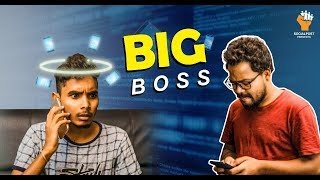 BIG BOSS | BIGG BOSS Spoof | Latest Telugu Comedy Short Film 2019 | Socialpost - YOUTUBE