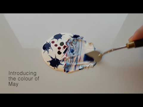 Premier Paint Colour of the month - May 2017