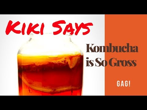 #Kombucha - #Health #Hazard or #Super #Food?
