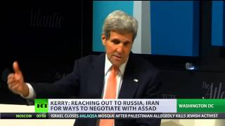 Twiplomacy: Kerry trips over tongue on Syria solution - RUSSIATODAY