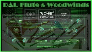 As I Roved Out (Irish Traditional) DAL Flute, Syntheway Strings, Chordophonet Virtual Harp VST - YouTube