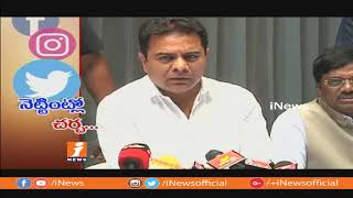 More Then 70 Lakhs Tweets On 5 States Assembly Elections In Twitter | KTR Trend in Telangana | iNews - INEWS