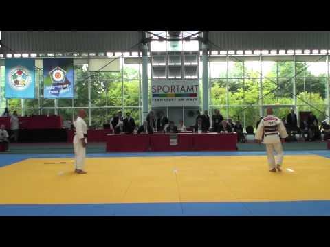 IJF World Kata Championships 2011 Frankfurt prel.Kodokan Goshin-Jutsu ITA