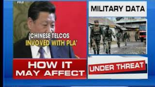 Chinese telecos deeply involved with PLA - NEWSXLIVE