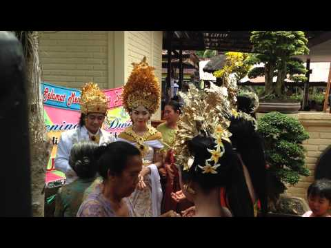 Balinese Wedding Gamelan