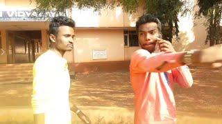 Comedy fighting telugu short film 2017||T s subhash||sridhar||vinay||mahesh||vishnu||zaheerabad|| - YOUTUBE