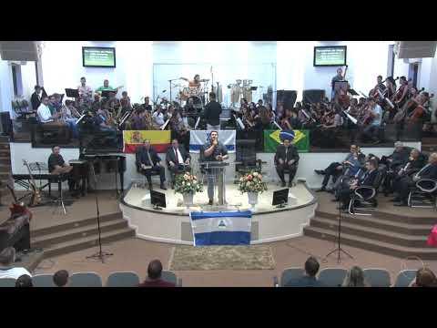 Orquestra Sinfônica Celebração - Os sonhos de Deus - 14 04 2019