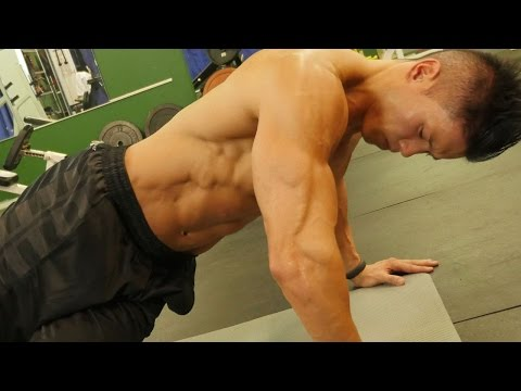 Crazy Cut Lower Abs Workout