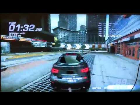 Ridge Racer Driftopia - E3 Teaser Gameplay (CAM)