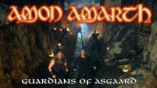 Amon Amarth - Guardians of Asgaard (feat. Lars Goran Petrov) (HD)