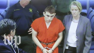 Nikolas Cruz status hearing - WASHINGTONPOST