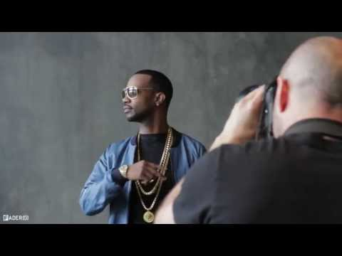 Juicy J's FADER Cover - Behind The Scenes