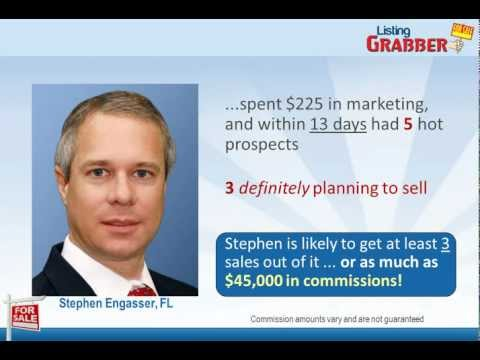 Get 5 listings a month with AMAZING real estate marketing idea -- get more listings and prospects