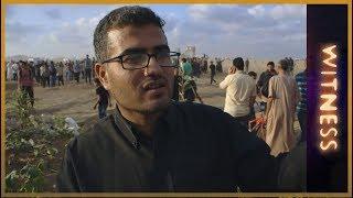 Between Fire and Sea: The Man Behind Gaza's Great March of Return - ALJAZEERAENGLISH