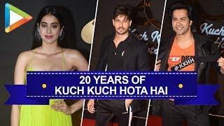 Kuch Kuch Hota Hai celebrates 20 Years | Karan Johar | SRK | Kajol | Rani | Part 2 - HUNGAMA