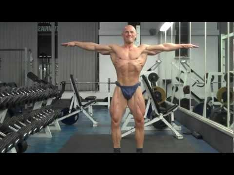 steve knight weighing 79.5kg day before ukfbb leeds show2011