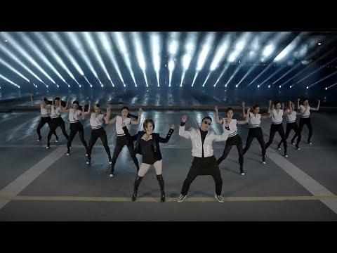 PSY &#8211; GENTLEMAN M/V