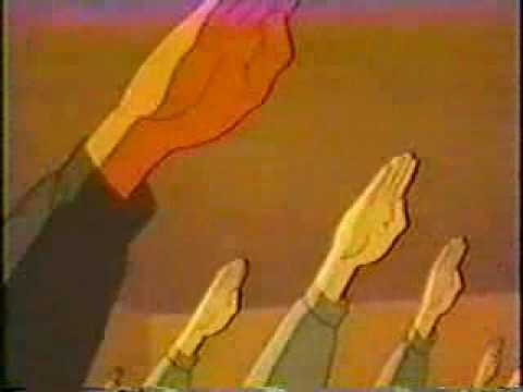 Walt Disney Cartoon - Hitler's Children Education For Death. Thumbnail 10:00