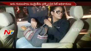 SIT Interrogation Ends on Mumaith Khan || Officers Questioned over Contact with Kelvin || NTV - NTVTELUGUHD