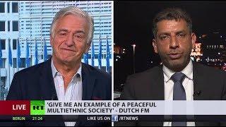 Do peaceful multicultural societies exist? (DEBATE) - RUSSIATODAY