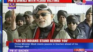 PM Narendra Modi's DiwaliIn The Valley with Army - TIMESNOWONLINE