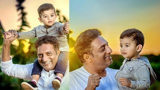 Actor Prakash Raj Family Photos With Wife And Son Pics | Tollywood  Updates - RAJSHRITELUGU