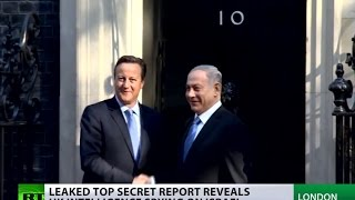 Big brother is watching? UK intelligence spied on Israel – Snowden leak - RUSSIATODAY