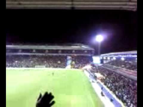 Birmingham City Fans