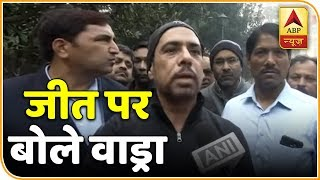 Robert Vadra claims innocence as ED raids his offices - ABPNEWSTV