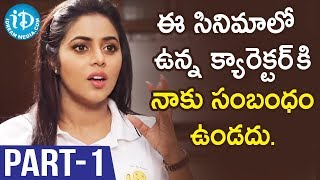 Actress Poorna Exclusive Interview Part #1 || Talking Movies with iDream - IDREAMMOVIES