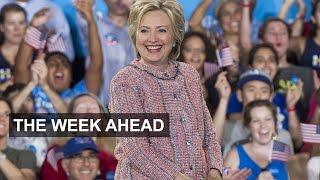Democratic convention, BoJ meeting | The Week Ahead - FINANCIALTIMESVIDEOS