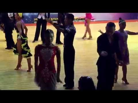 Hanoi Open Dancesport Championships 2016 -Lam