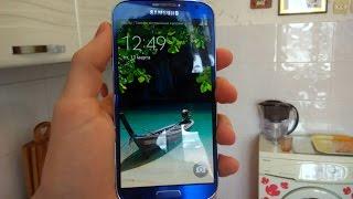 ЧЕСТНЫЙ ОБЗОР Samsung Galaxy S4 (honest review)